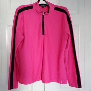 Lauren Ralph Lauren 1/2 Zip Activewear Pullover